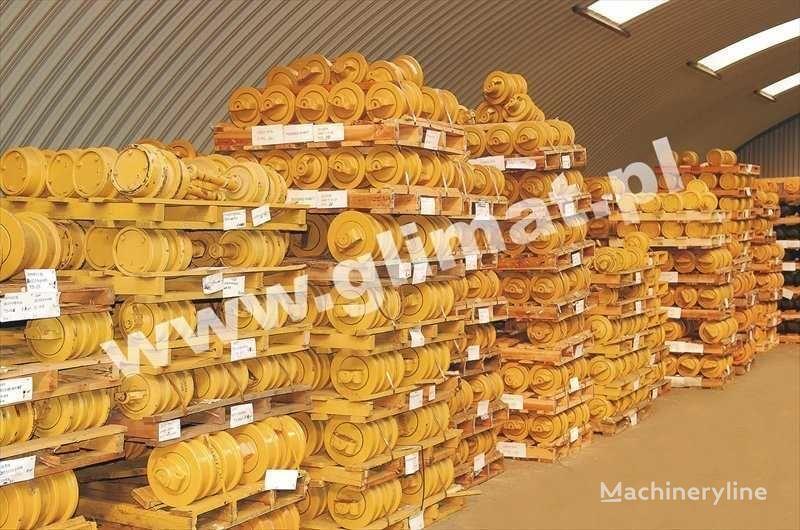 nieuw voorste loopwiel voor JCB ROLKA jezdna / rolka dolna / JCB JS200 ; CASE 9020 , 9030 ROLKA graafmachine