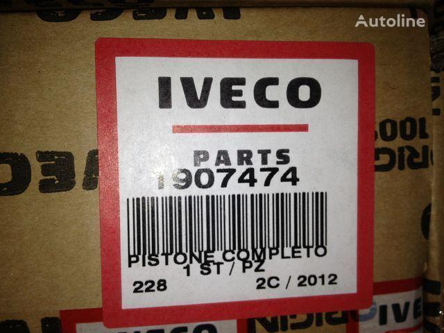 IVECO Class B - Diameter 137 zuiger voor IVECO EUROTRAKKER E37 vrachtwagen
