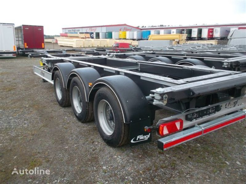 nieuw FLIEGL CONTAINERCHASSIS container oplegger