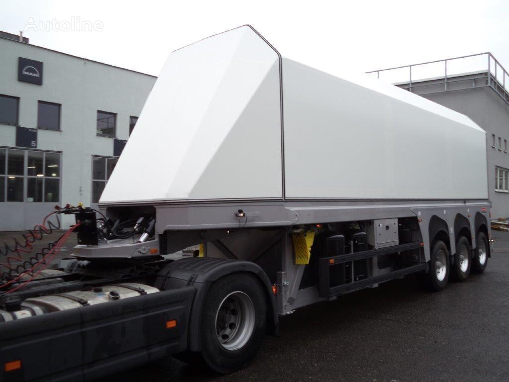 nieuw LANGENDORF FLOATLINER SGL-18 glastransporter oplegger