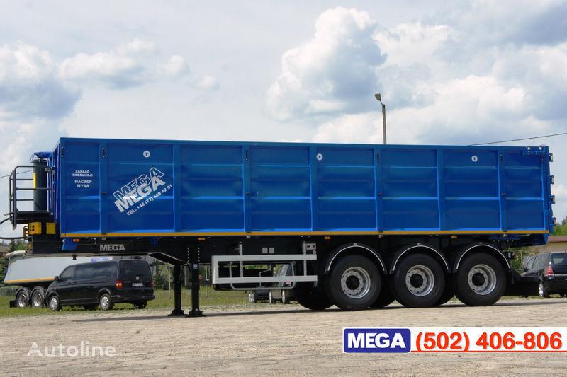 nieuw MEGA 38/10200 KD pama k tyagachu 6x4 graantruck oplegger