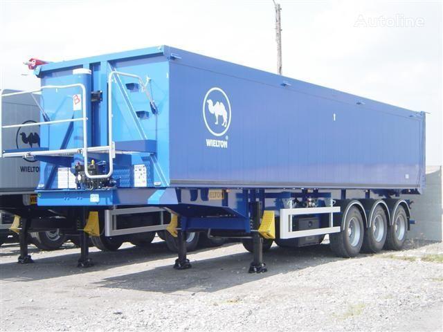 nieuw WIELTON NW - 3 (50m3) graantruck oplegger