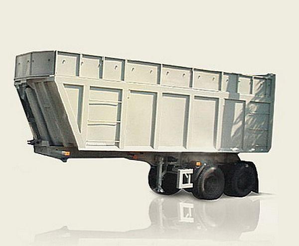 nieuw MAZ 950600-030 kipper oplegger