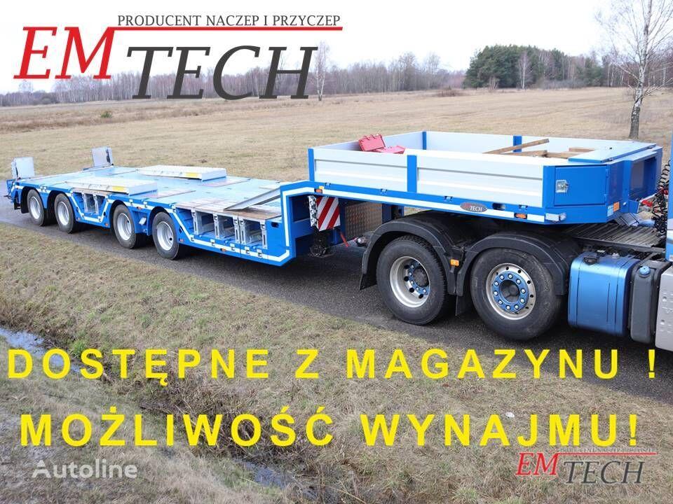 nieuw EMTECH 4.NNZ-1R-2N (NA) platform oplegger