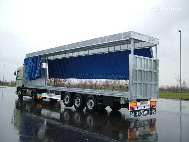 nieuw PEZZAIOLI SCT63 pluimveetransport oplegger