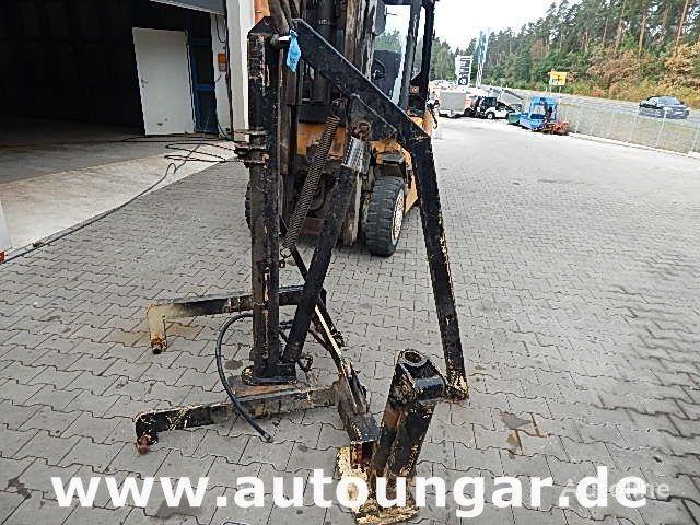 hydraulischer Anbau-Kran 180° schwenkbar overige