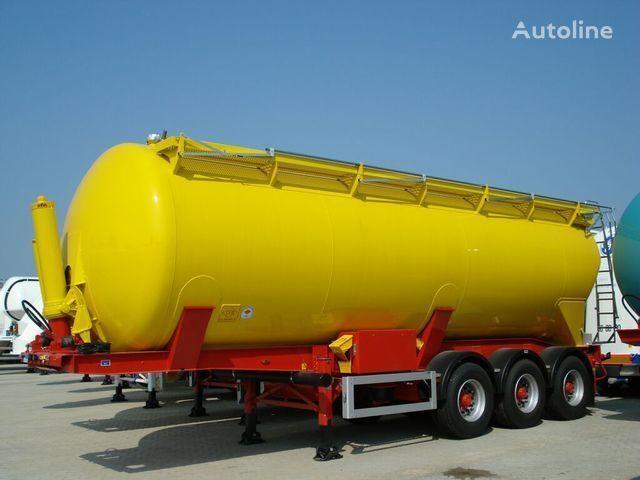 nieuw FELDBINDER KIP 45 silo tankoplegger