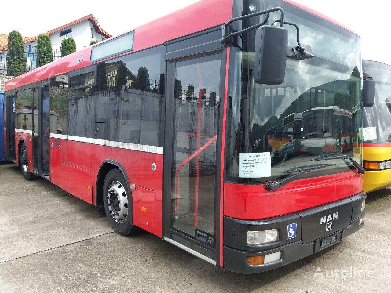 MAN NM 223 F stadsbus