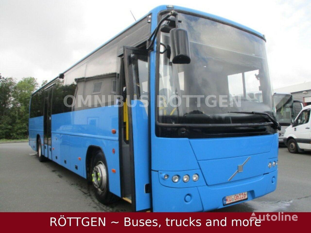 VOLVO 8700 (Euro 5, Klima) stadsbus