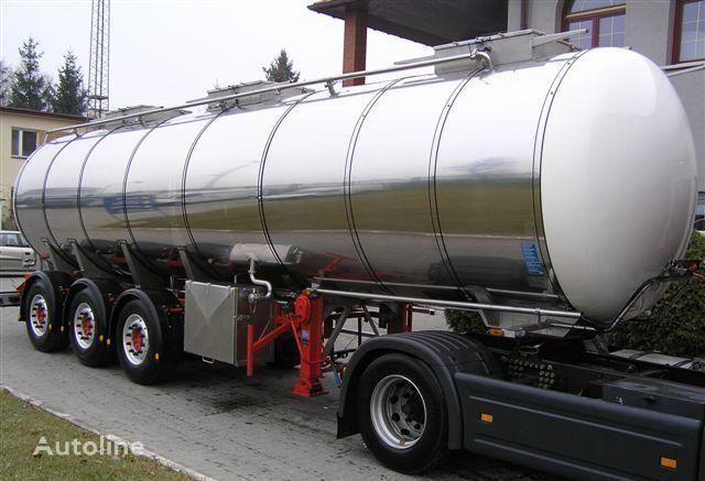 SCHRADER 31500l 5950kg !!! tankoplegger