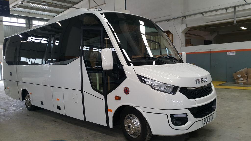 nieuw IVECO Erduman  touringcar