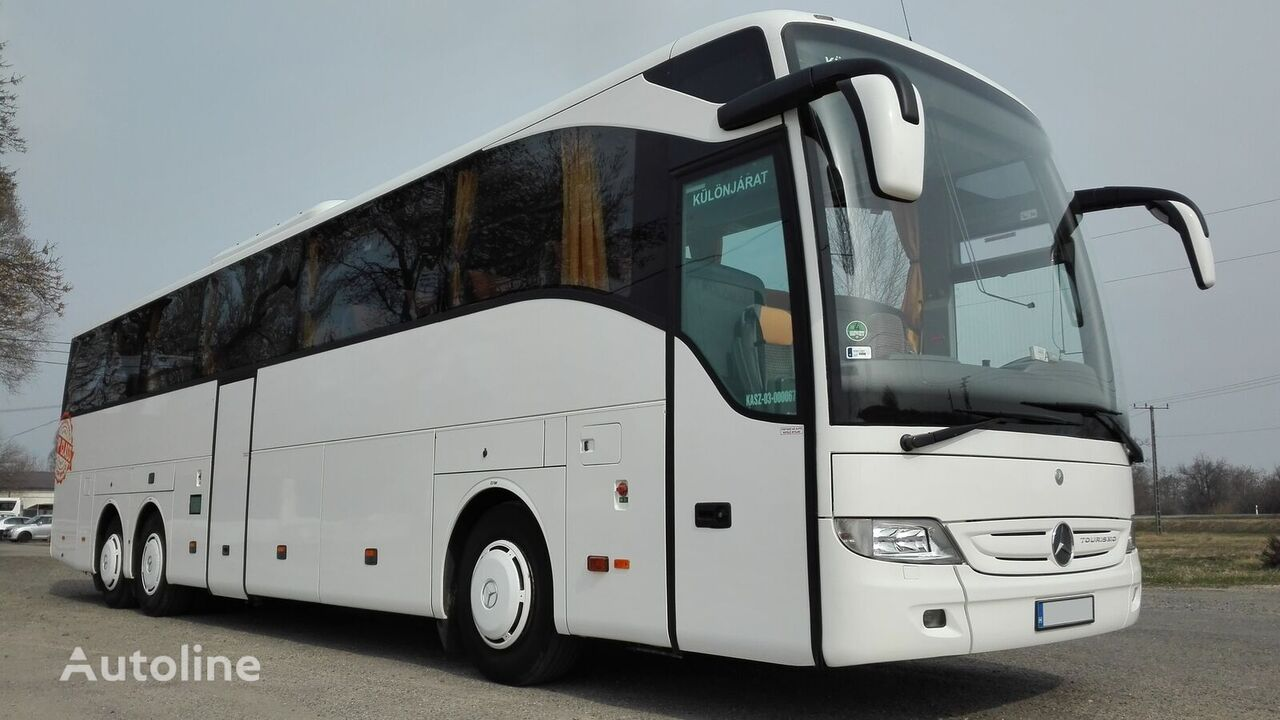 MERCEDES-BENZ Tourismo RHD Euro5 53+2 13 meter touringcar