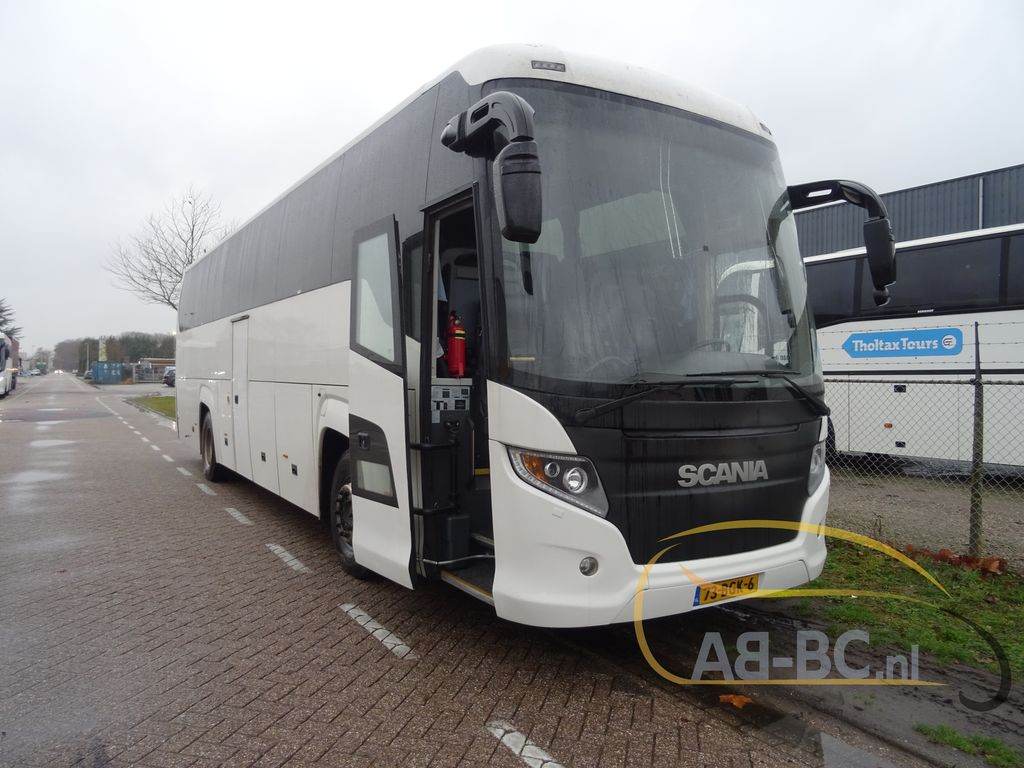 SCANIA Higer Touring 49+1+1 EURO6 touringcar
