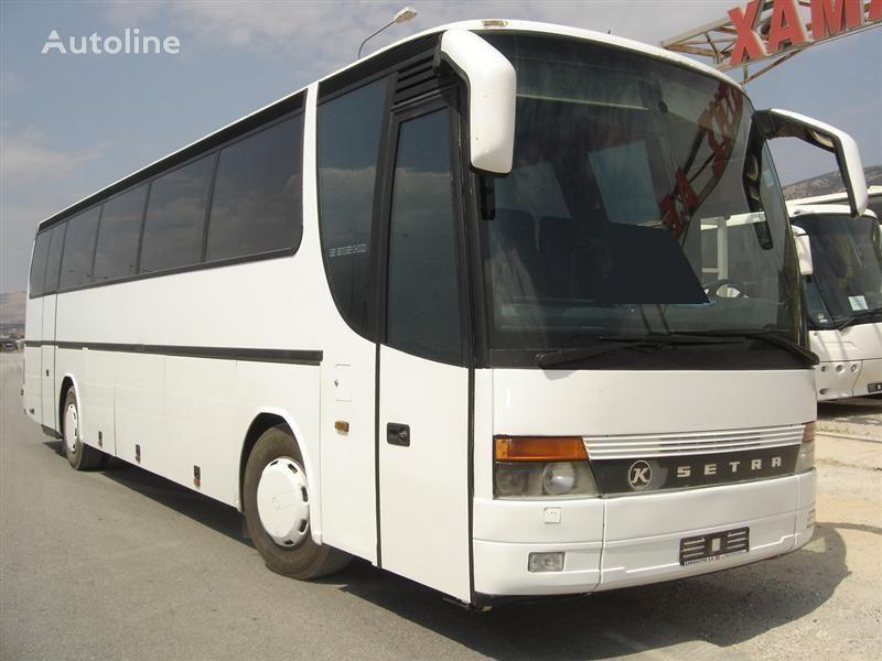 SETRA S 315 HD 55ss touringcar