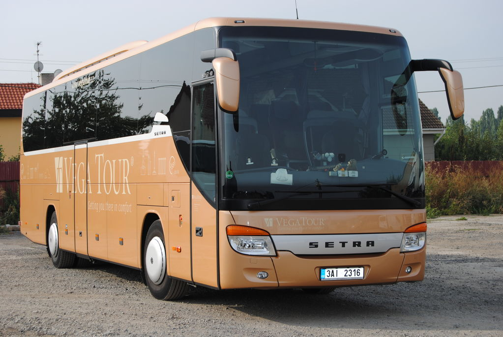 SETRA S 415 GT-HD touringcar