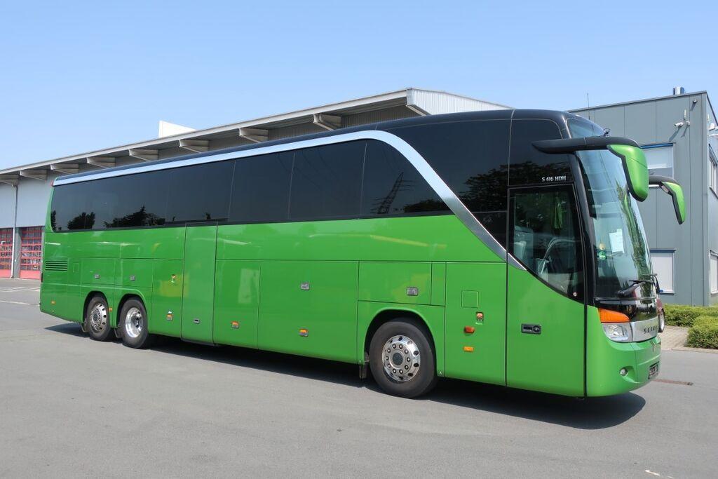 SETRA S416 HDH 48+1+1 EURO 5 Vollausstattung ( 3x Verfugbar ) touringcar