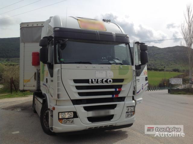 IVECO STRALIS 500 Disponible a partir de 31/05/2017 trekker