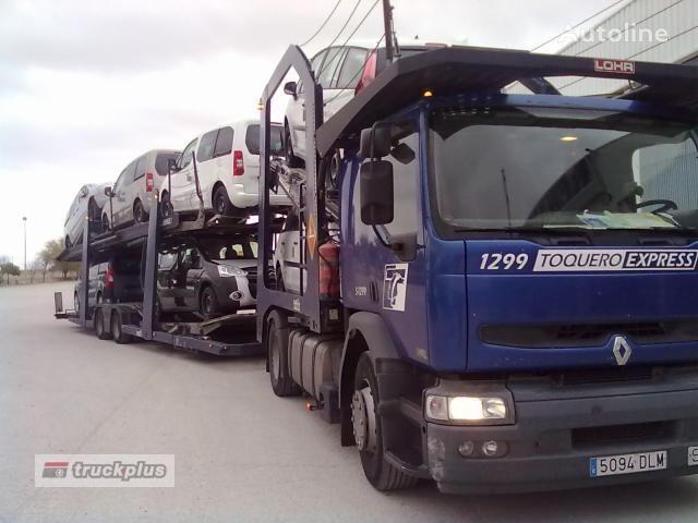 RENAULT PREMIUM 420 autotransporter