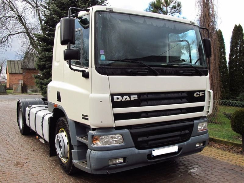 DAF CF 75.360 4x2 CHASSIS 4.0m PERFECT CONDITION chassis truck