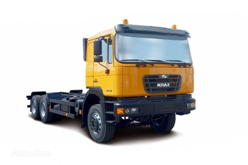 KRAZ H23.2M chassis truck