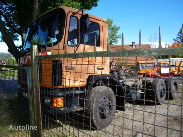 MAN MAN 24 232 chassis truck
