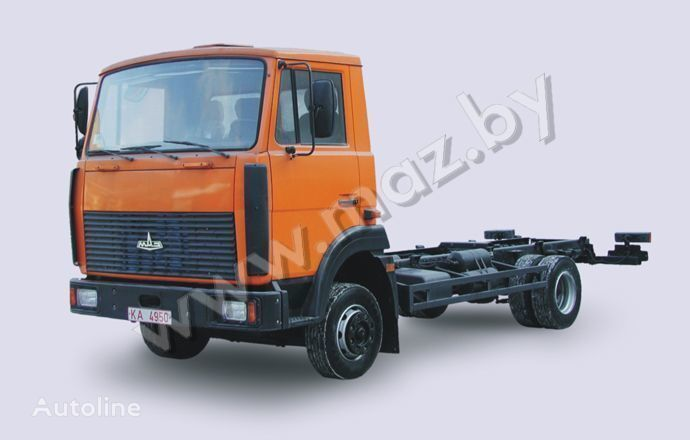 MAZ 4370 chassis truck