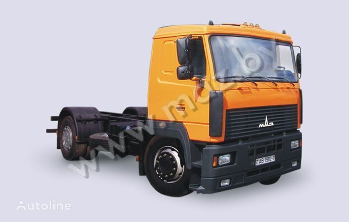 nieuw MAZ 5340 (A2, A3) chassis truck