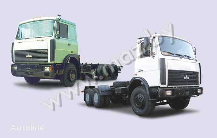 MAZ 6303 chassis truck