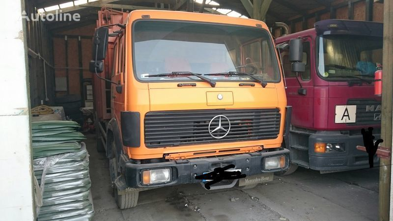 MERCEDES-BENZ 1617 chassis truck