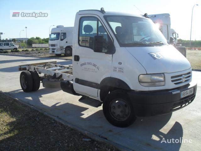 RENAULT MASCOTT 130.65 chassis truck