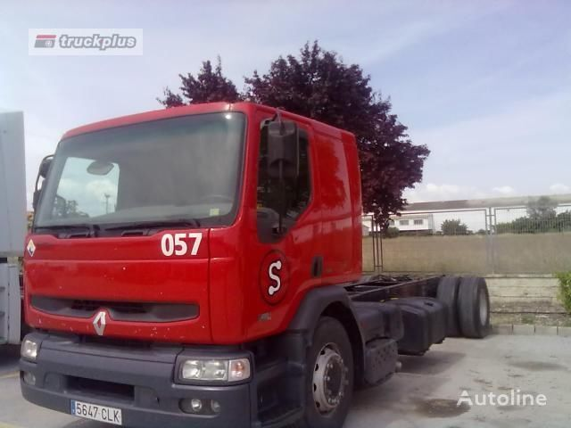 RENAULT PREMIUM 420 chassis truck