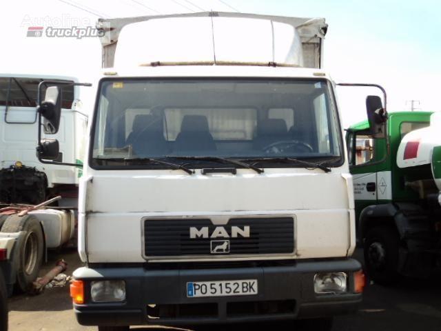 MAN 12 .224 LL-K huif truck