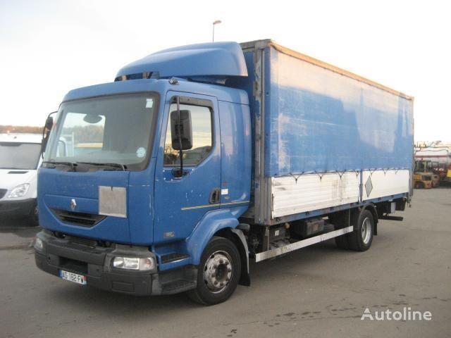 RENAULT Midlum 180 huif truck