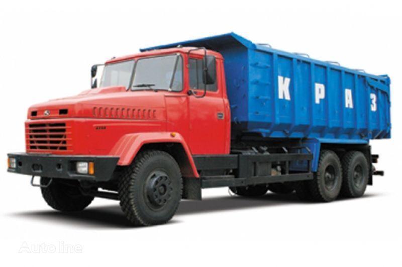 nieuw KRAZ 6230S4  kipper