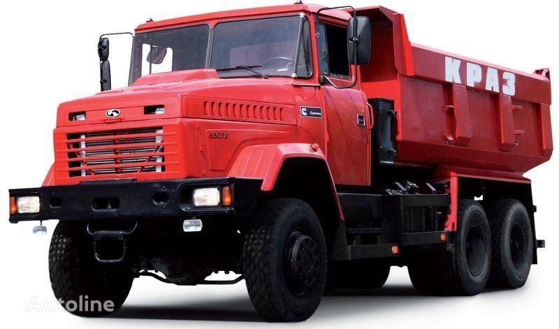 nieuw KRAZ 65032 kipper