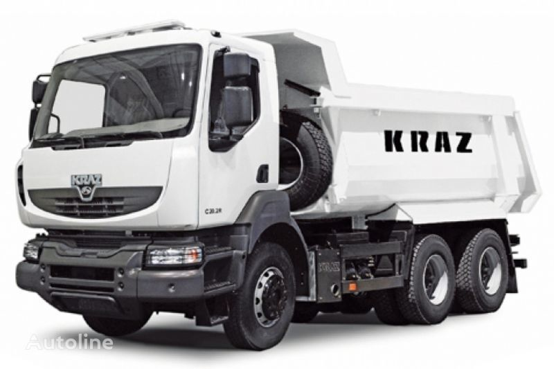 KRAZ S20.2R  kipper