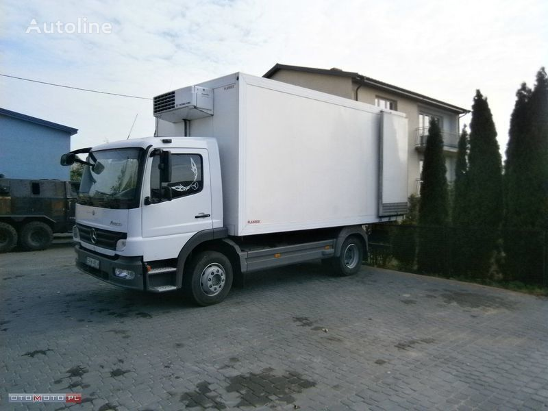 MERCEDES-BENZ Atego 1218 Chłodnia koelwagen truck