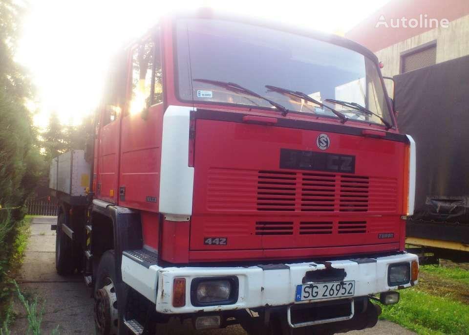 JELCZ 442 open laadbak truck