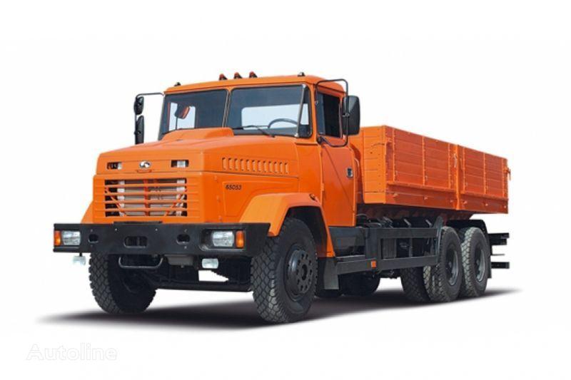 KRAZ 65053 open laadbak truck