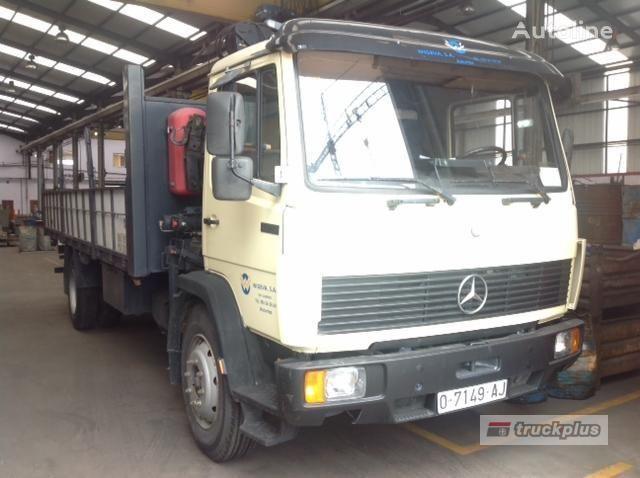 MERCEDES-BENZ 1320 CYTILINER open laadbak truck