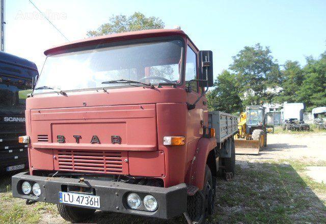STAR 1142 truck lorry pritsche open laadbak truck