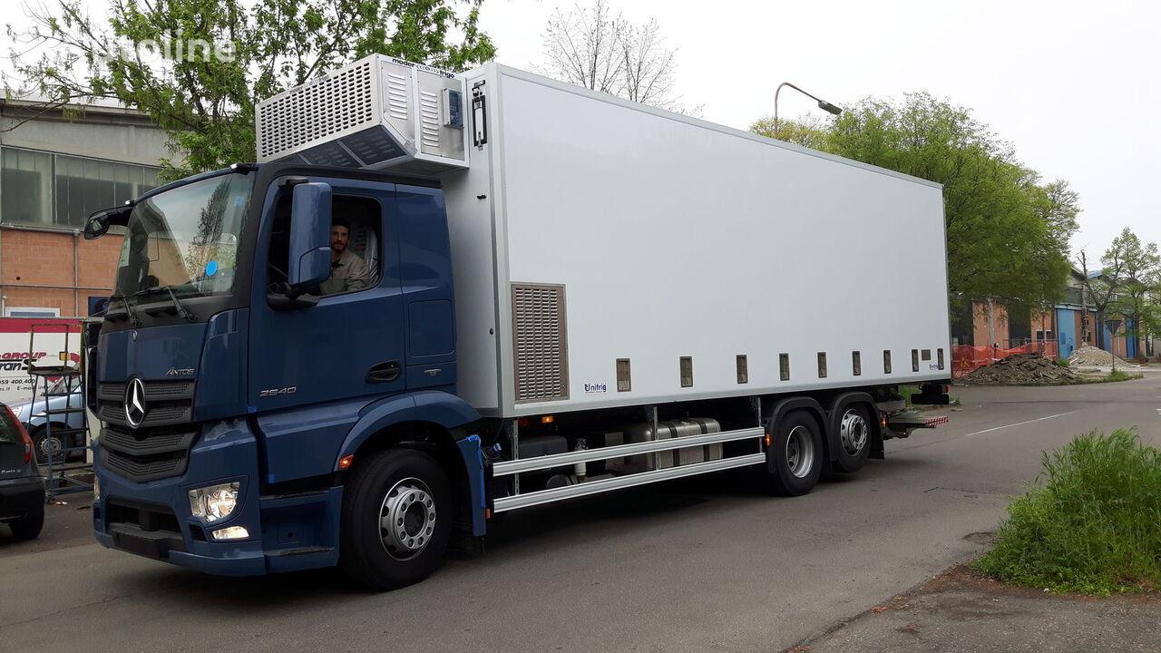 nieuw MERCEDES-BENZ SPECIAL CHIKS TRASPORT VEHICLE-Koeken Aufbau- pluimveetransport