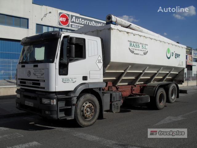 IVECO EUROTECH 260 E 30 truck silo
