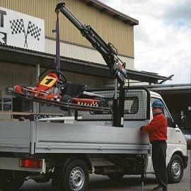 nieuw HIAB 022 T autolaadkraan