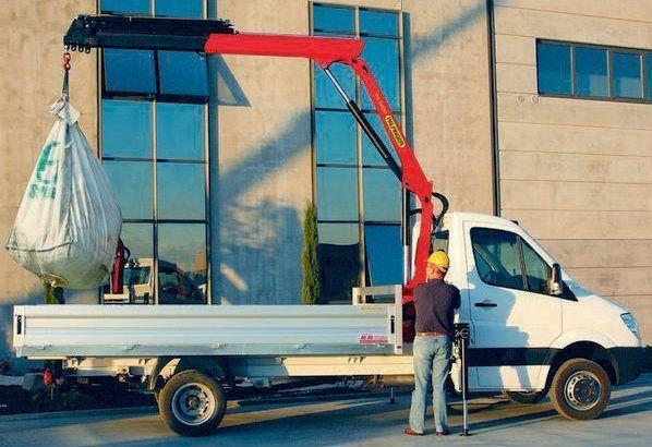 nieuw PALFINGER PK 3400 Perfomance autolaadkraan