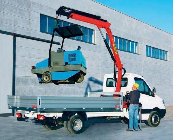 nieuw PALFINGER PK 4200 Perfomance autolaadkraan