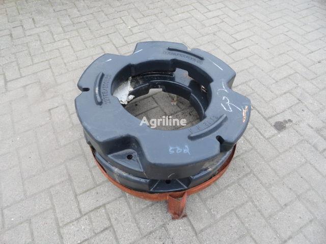 nieuw Hinterradgewichte CNH 227 kg contragewicht