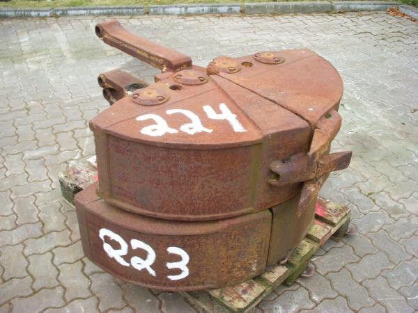 O&K O & K (223) 0.30 m Greiferschalen / 2-tine-grab grijper
