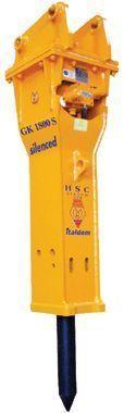 nieuw STAR Hammer G1800S hydraulische hamer