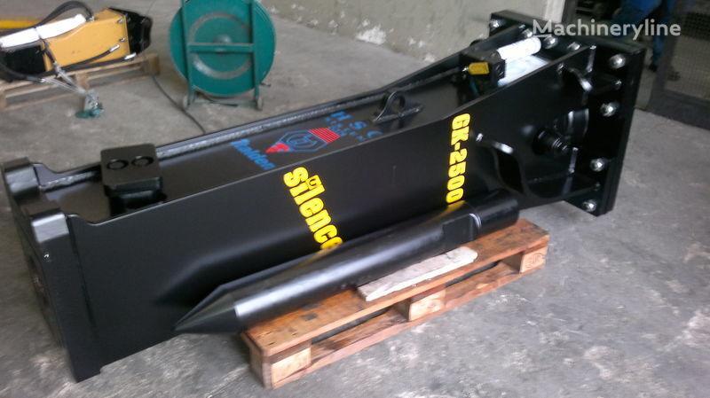 nieuw STAR Hammer G 2500S hydraulische hamer